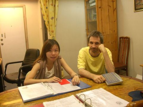 Beginner, intermediate and advanced level adult English classes